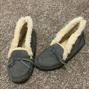 Shoes - Floopi moccasin gray